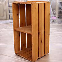 A1塗装前のウッドボックス